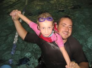 Katelynn Jaeger, Age 3, Seal Graduate