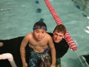 Andrew Chen Age 10 Dolphin Graduate